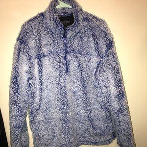 Sweaters - Sherpa Zip Up